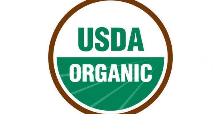 USDA says 'organic' means 'non-GMO'