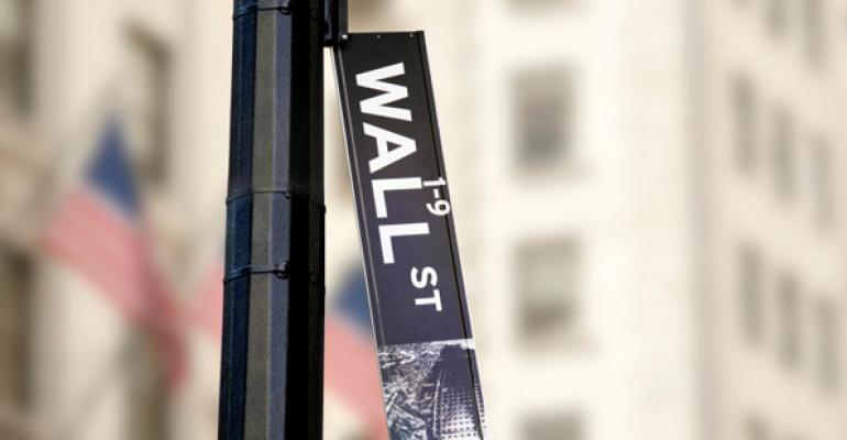 Is Wall Street the new economy's biggest loser?
