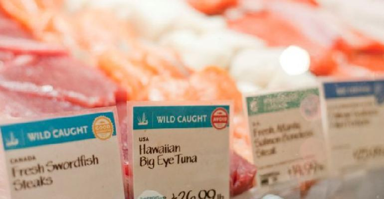 Natural products retailers support Whole Foods sustainable seafood commitment