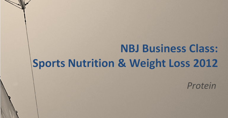 Sports Nutrition & Weight Loss Business Class