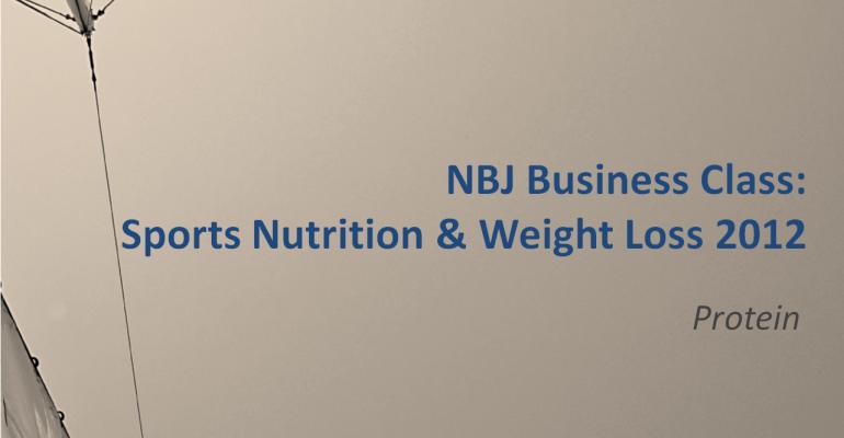 Sports Nutrition & Weight Loss Business Class