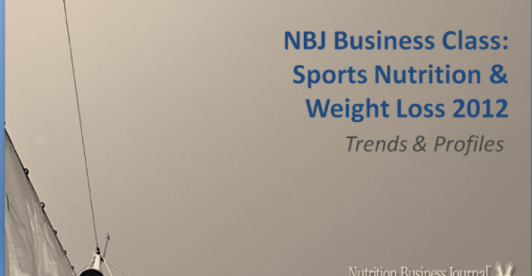 Sports Nutrition & Weight Loss Business Class Chapter 2: Trends & Profiles