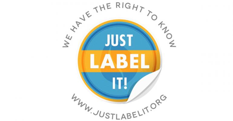 Just Label It applauds California's GMO labeling ballot