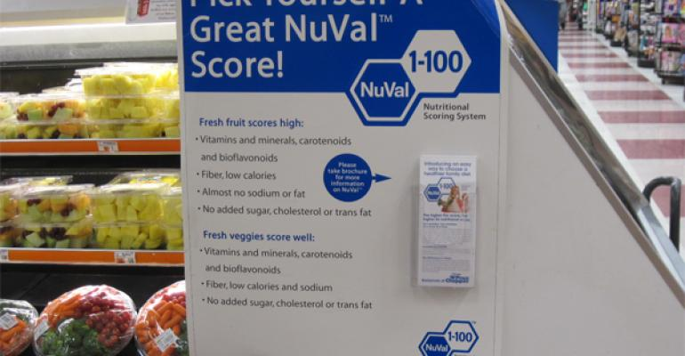 Retailers, how does your nutrition scoring system rate?