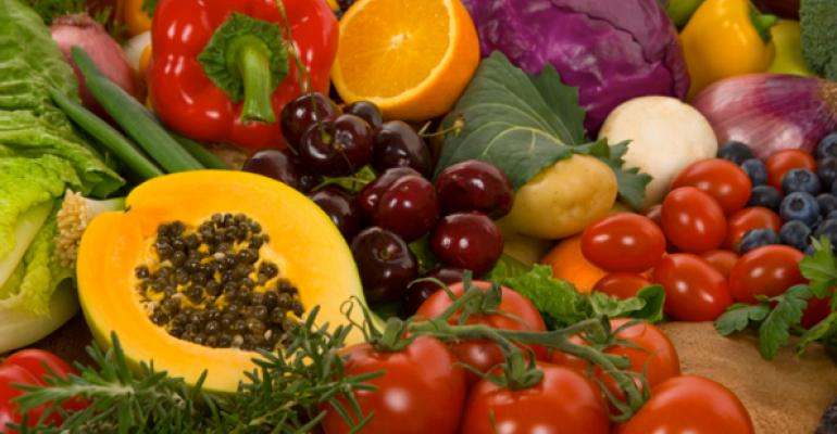 Are fruits and vegetables the 'gateway drug' to healthier habits?