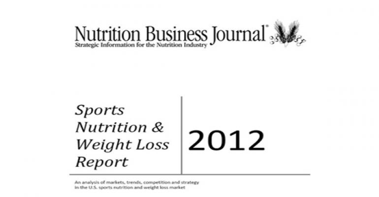NBJ 2012 Sports Nutrition & Weight-Loss Report