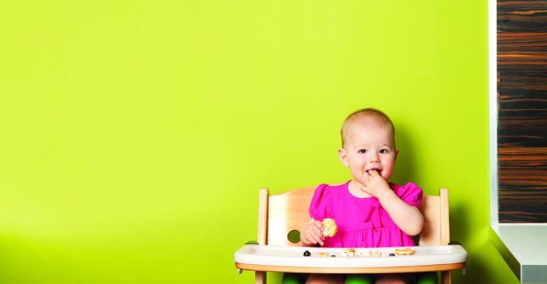 Combat lackluster baby food sales
