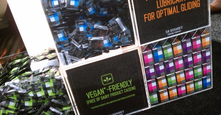 Sir Richard's Condom Company unveils raw messaging