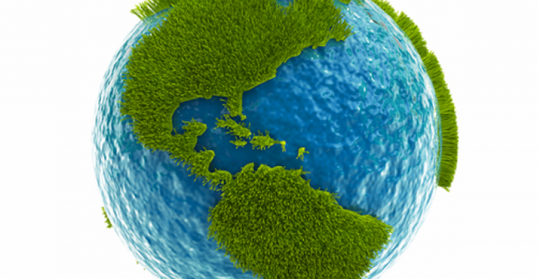 What's the future of sustainability?