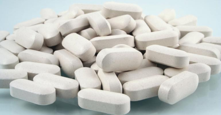 What's wrong with most calcium supplements?