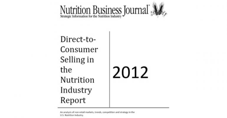 NBJ 2012 Direct-to-Consumer Selling Report