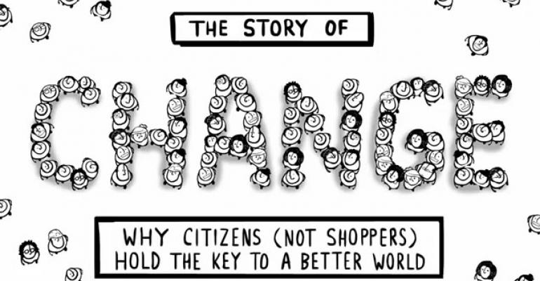 Why changing the world doesn't start at the supermarket