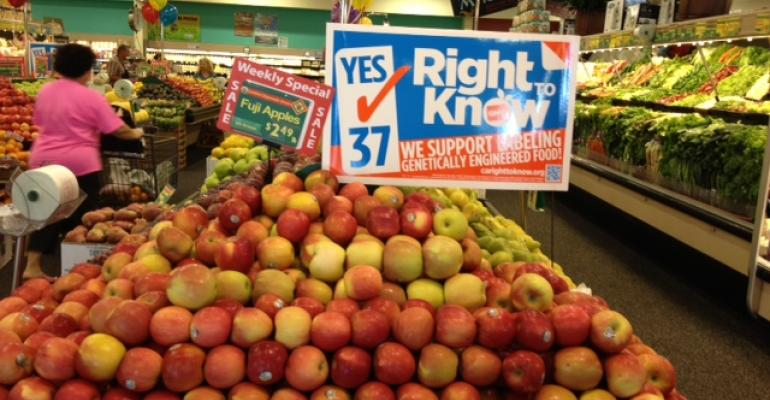 Prop 37 likely to pass