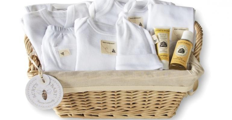 e88ab2959967 Burt s Bees Baby takes organic lifestyle products mainstream