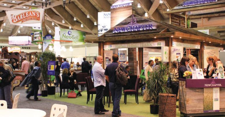 Don't miss these events at Natural Products Expo East 2012
