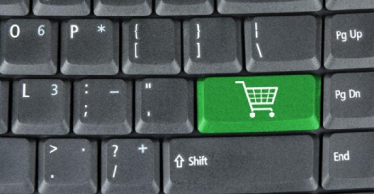 Shoppers lured from stores by as little as 2.5% online discount
