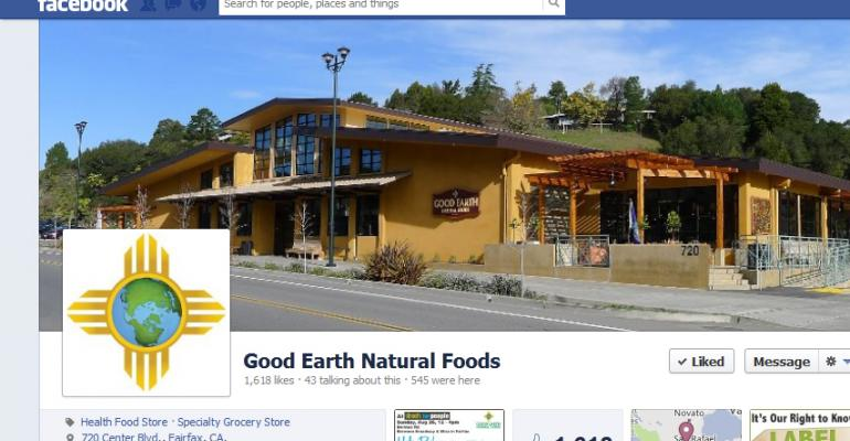 Social-able: Natural market uses social media to get political