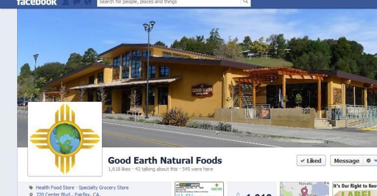 Social-able: Natural market uses social media to get political