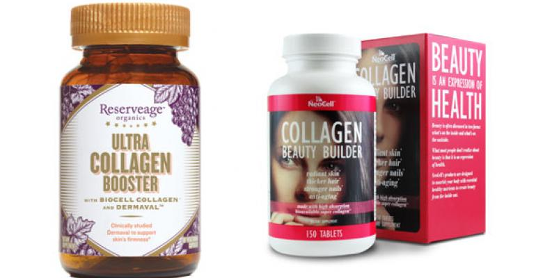 Beauty supplements feature improved formulations at Expo East 2012