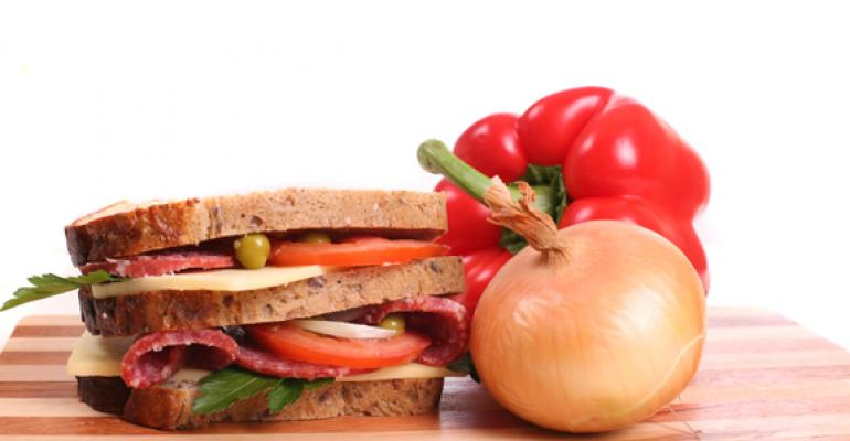 Retailers can help 100% of parents pack healthy school lunches