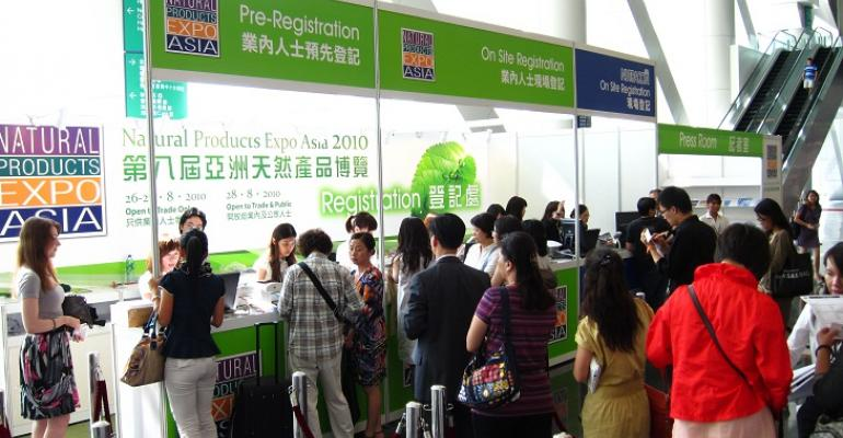 Top takeaways from Natural Products Expo Asia 2012
