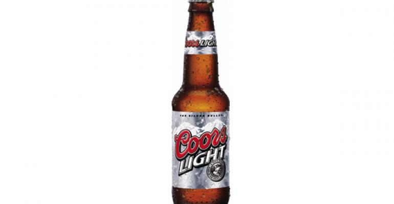 What Coors Light's frosted blue liner can teach the food industry