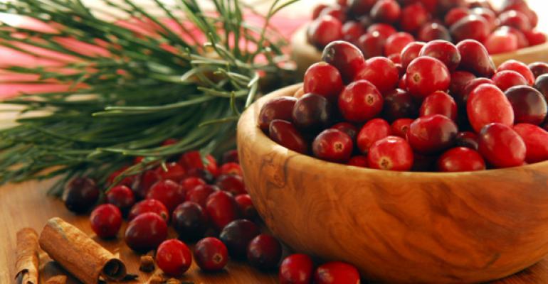 Negative study stirs up cranberry extract market