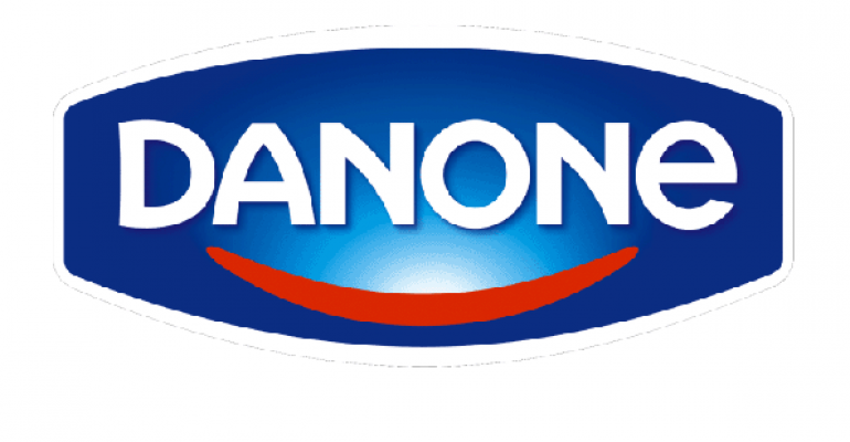 Danone sales driven by baby nutrition, water