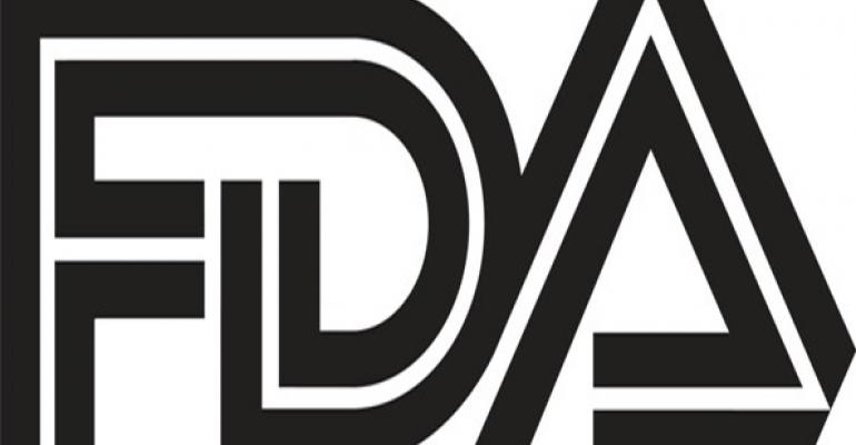 FDA enters consent decree with New York supplement company