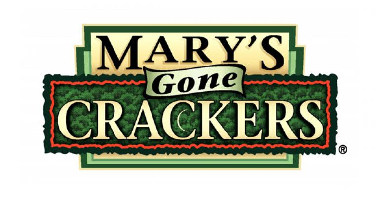 Mary's Gone Crackers joins pro Prop 37 campaign