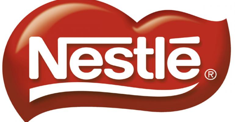 Nestlé logs 6% organic growth