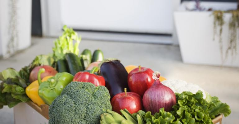 Healthy trends—especially vegan—gain mainstream traction