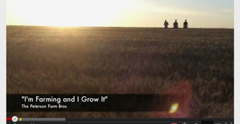 'I'm Farming and I Grow It' brothers to release new video