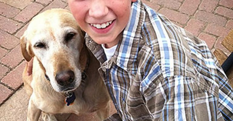 How a 10-Year-Old Is Lessening Our Landfill Load
