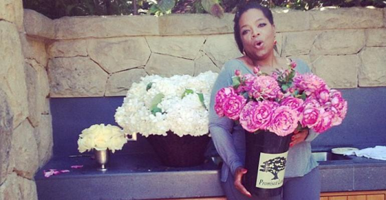 Will we see 'The Oprah Effect' in organics?