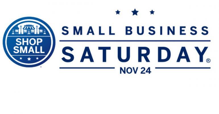 Participate in Small Business Saturday Nov. 24