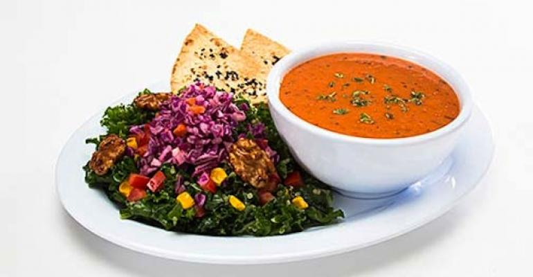 Veggie Grill gives fast food a makeover