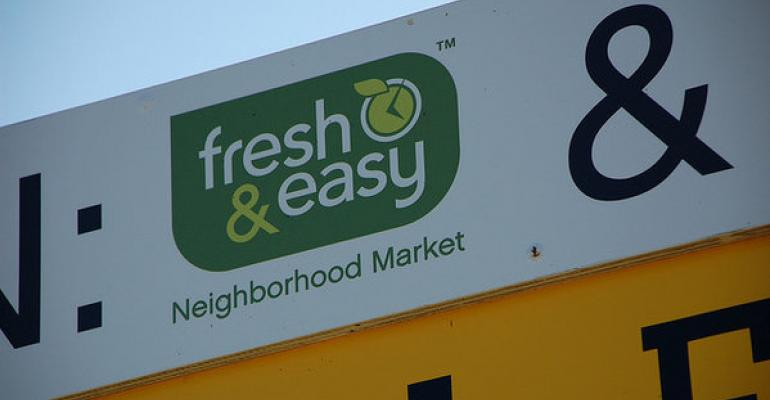 Fresh & Easy grocery's future uncertain