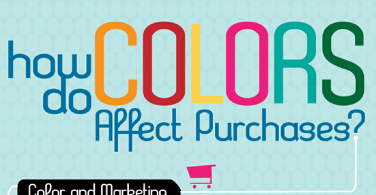 Infographic: Color your store profitable
