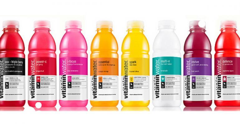 Vitaminwater varieties in Britain (not U.S.) cut sugar, add vitamins