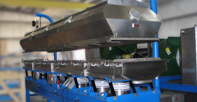 Witte fluid bed dryers cut cross-contamination