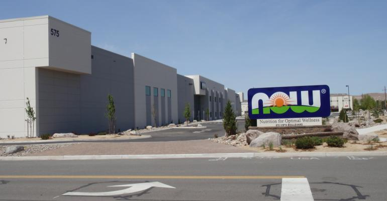 NOW Foods opens Nevada manufacturing facility