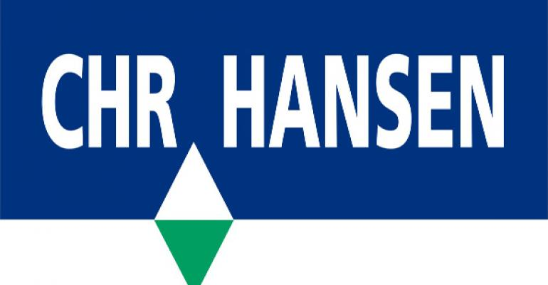 Chr. Hansen logs solid growth in Q1