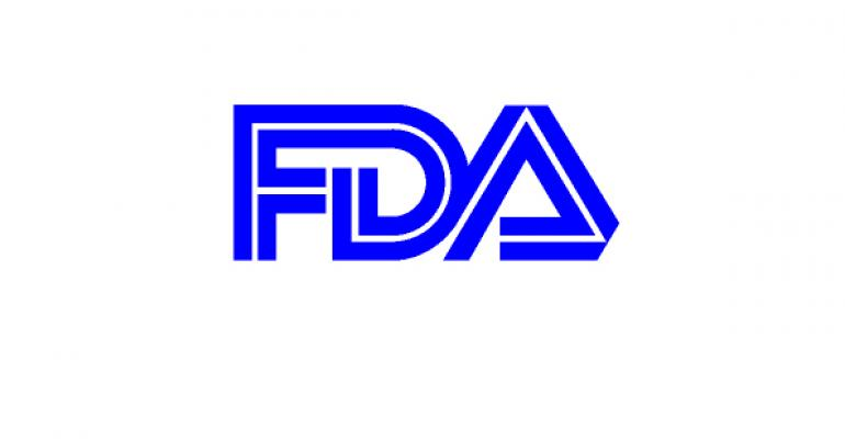 FDA commissioner announces formation of dietary supplement working group