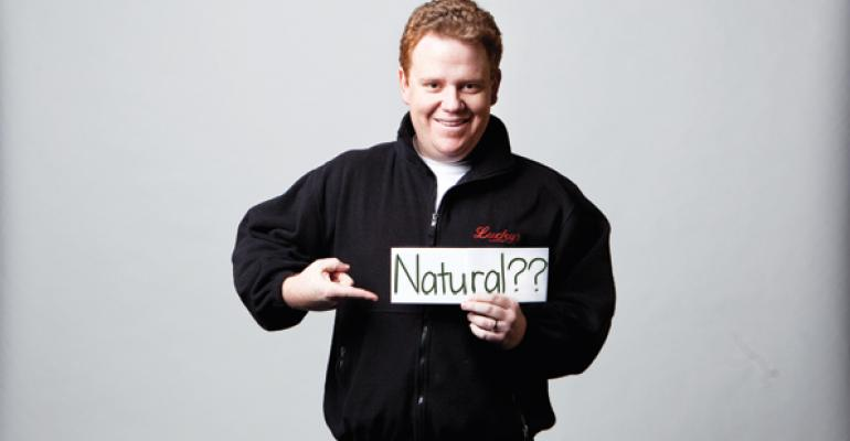 How do you define natural