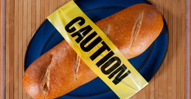 Gluten intolerance classified as disability  how will food service react