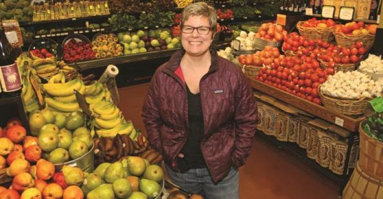 Lisa SedlarGreen Zebra Grocery