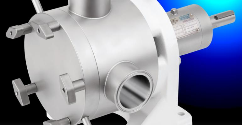 MasoSine pumps ideal for juice processing