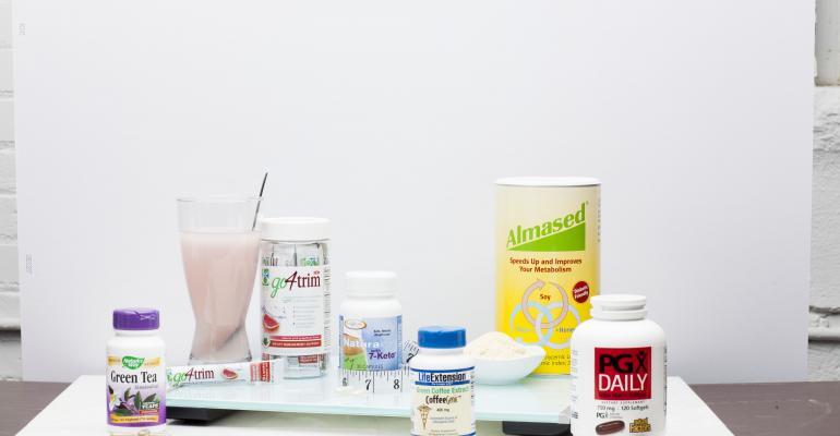 Weight loss products trim waistlines, fatten sales margins