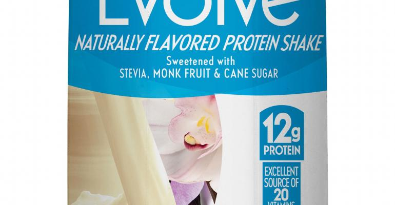 CytoSport launches Evolve with Tonalin CLA